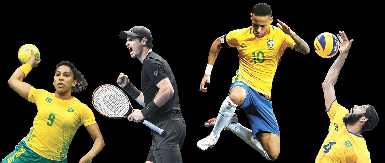 4e545ae258 Calendário esportivo 2017 - Esporte - Folha de S.Paulo