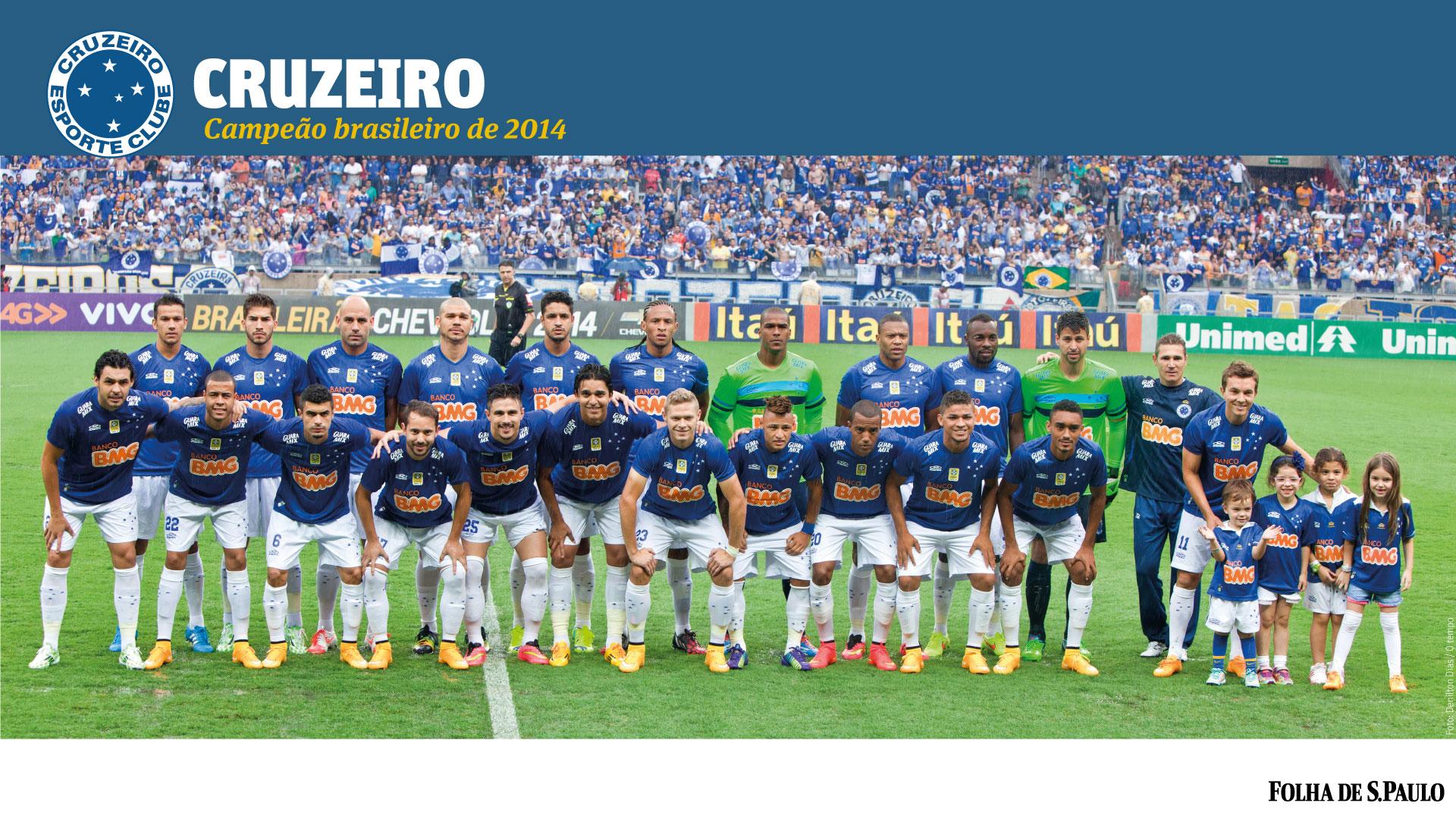 Veja quem será o primeiro adversário do Cruzeiro no Brasileirão 2018