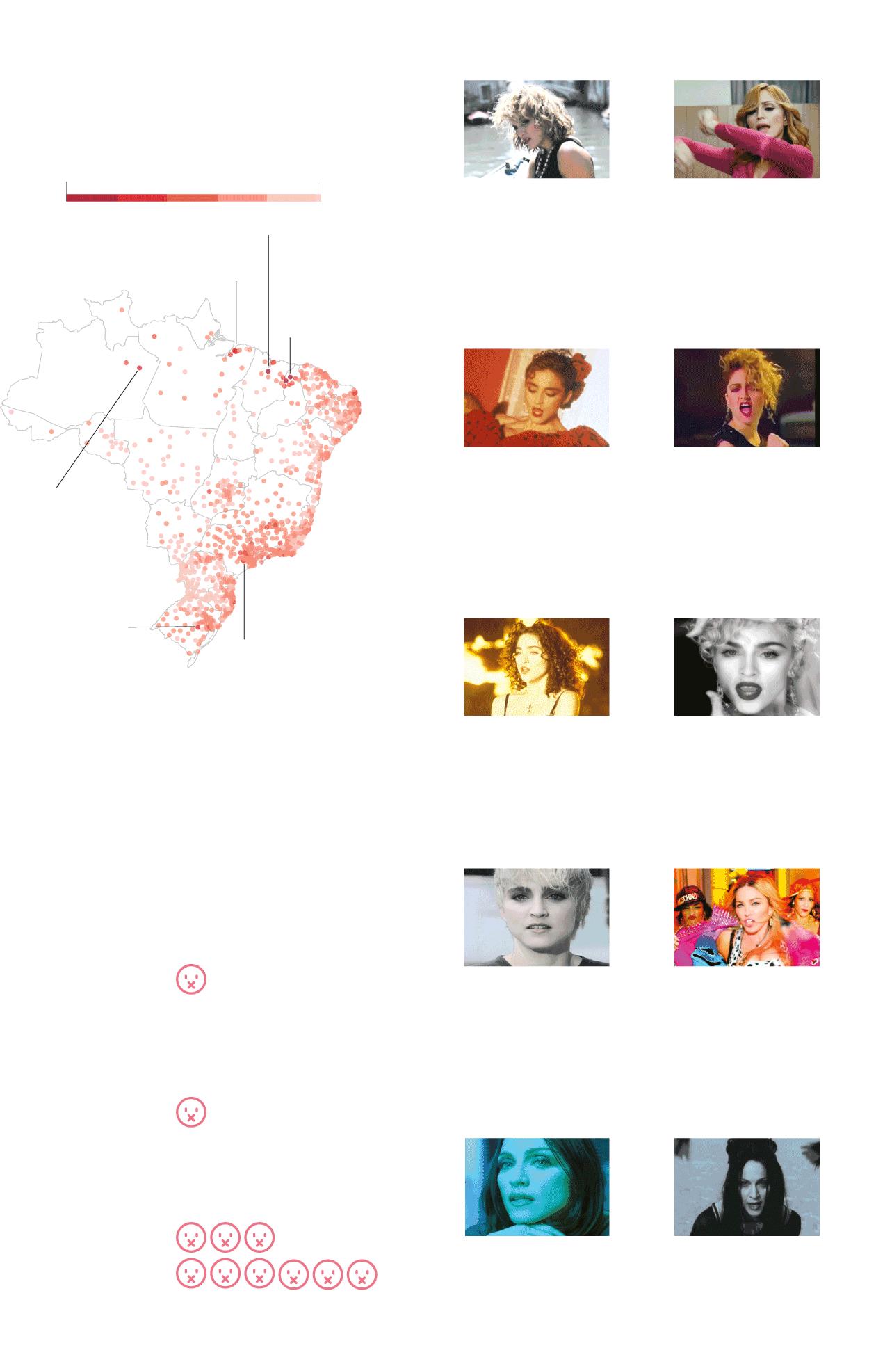 Maior Estrela Pop Viva Madonna 60 Defende O Feminismo E Renova